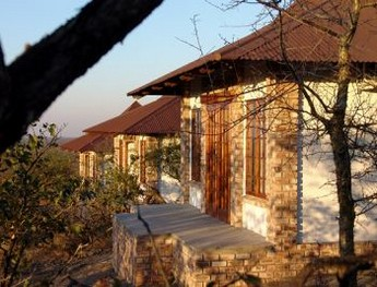 Etosha Safari Lodge en Camp